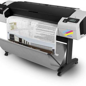 HP DesignJet T1300 Printer 44″