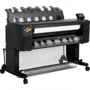 HP DesignJet T1500 Printer