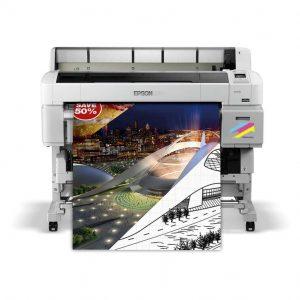 Epson SCT5200 Printer